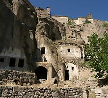 Ruins of a Monastery in Güzelyurt by Jens Helmstedt