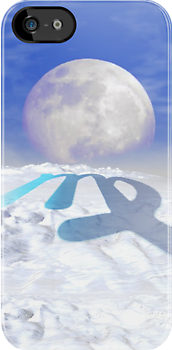 Full Moon in Virgo iPhone Case by Brian Varcas