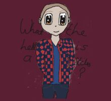 What The Hell Is A Stiles? by Charlie Harris