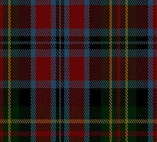 01379 Sir George Etienne Cartier Commemorative Tartan Fabric Print Iphone Case by Detnecs2013