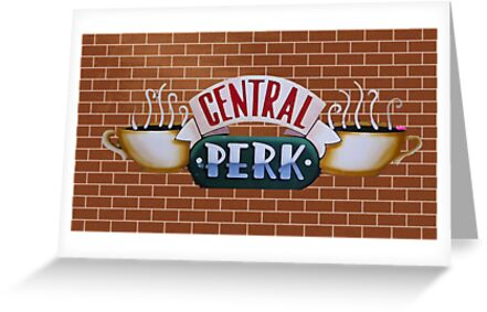 Central Perk by sofiasay