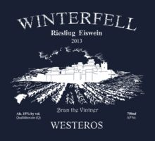 Winterfell Ice Wine by DasMerten