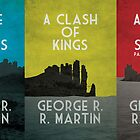 A Song of Ice and Fire - 3 Books by Jack Howse