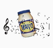Is Mayonnaise an Instrument? by Oscar Gonzalez