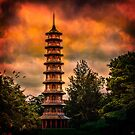 Kew Gardens Pagoda by Chris Lord
