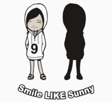 Smile Like Sunny by koolbody