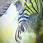 Zebra by JackofallTrades