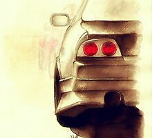 Nissan Skyline GTR R33 Drift by AleczandraLee