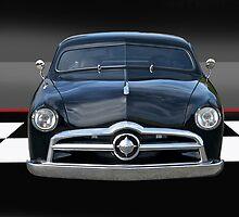 1950 Ford Custom Coupe 2 by DaveKoontz