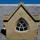 Dormer window by Morag Anderson