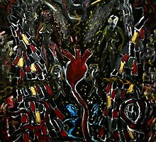 Heart of the Magus by LordMasque