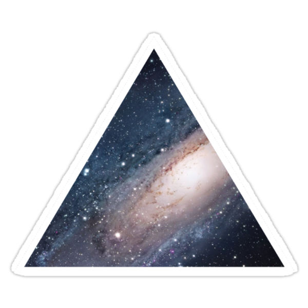 Nebula Triangle 2 by infiniti