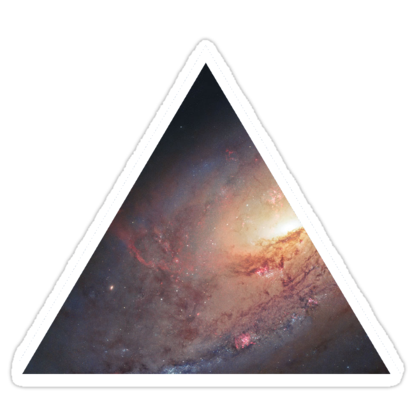 Nebula Triangle 3 by infiniti