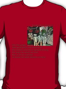 Left in the Jungle T-Shirt