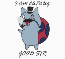 Gentlemen Catbug by deadprincess