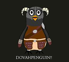 DovahPenguin! by ZIAS666