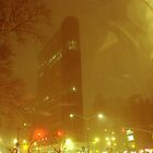 NY - Flat Iron building at 3am by thefifthAce