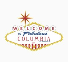 Welcome to Columbia - Normal by Adam Angold