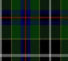01422 Cornish Hunting District Tartan Fabric Print Iphone Case by Detnecs2013