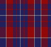 01426 Coronation #2 Commemorative Tartan Fabric Print Iphone Case by Detnecs2013
