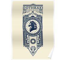 Dothraki Poster