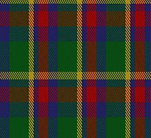 01434 Creek Indian Nation District Tartan Fabric Print Iphone Case by Detnecs2013