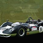 Can-Am McLaren M1B by Stuart Row