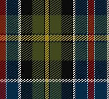 01437 Culloden 1746 Original District Tartan Fabric Print Iphone Case by Detnecs2013