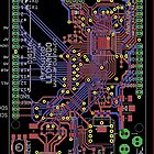 Arduino Leonardo Reference Design by Rupert  Russell