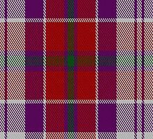 01442 Culloden Red Dress (Dance) Fashion Tartan Fabric Print Iphone Case by Detnecs2013