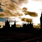 Houses of Parliament and Big Ben, London by ADayToRemember