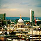 St. Pauls Cathedral, London by ADayToRemember