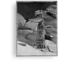 Great Scott!.' Canvas Print