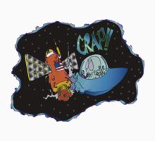 UFO crash by Skree