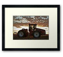 Sunset 335 Framed Print