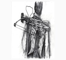 Daryl Dixon by Fluffycheeks