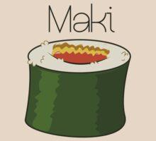 Maki by Honeyboy Martin