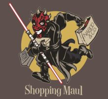 Shopping Maul T-Shirt