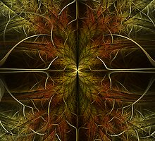 Neural Framework by Craig Hitchens - Spiritual Digital Art