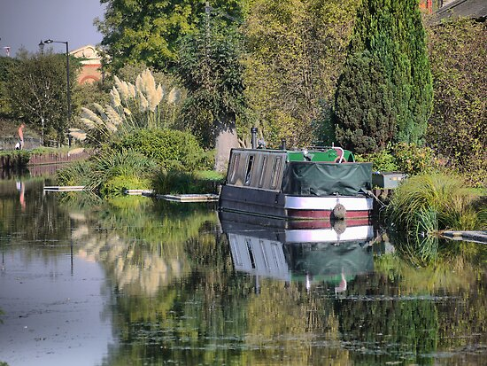 Enfield on the Loch (1) by Larry Lingard-Davis