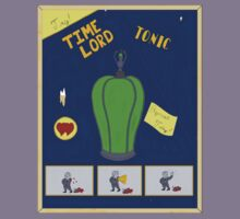 Time Lord Tonic by Zachary Parsons