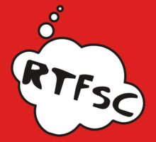 RTFSC by Bubble-Tees.com by Bubble-Tees
