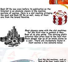 Die Hitparade der Slot Machines wird von Book Of Ra angeführt by bookofra