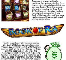 Der Hit unter den Slots - Book Of Ra by bookofra
