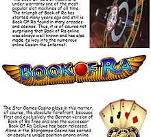 Book of Ra online – eine Legende unter den Slots by bookofra