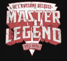 MASTER LEGEND LOGO by fanboydesigns