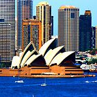 Sydney Opera House by Guyzimij
