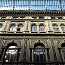 Galleria Umberto I detail by kirilart