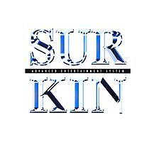 Surkin - Advanced Entertainment System Photographic Print
