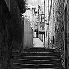Close Steps II by Talia Felix